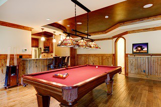 pool table setup in st louis content